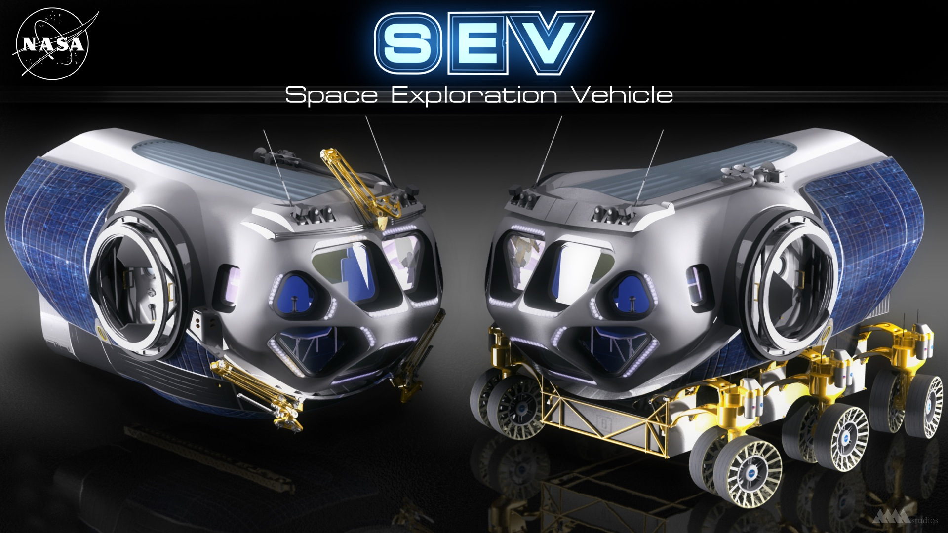 Project Image   Multi-Mission Space Exploration Vehicle (MMSEV)