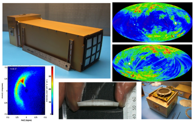 Project Image   The First Wide-field X-ray Imaging Telescope for Observations of Charge Exchange