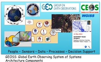 Project Image   GEOSS Architecture for Remote Sensing Products for Disaster Management and Risk Assessment