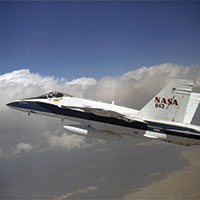 NASA Test Flight