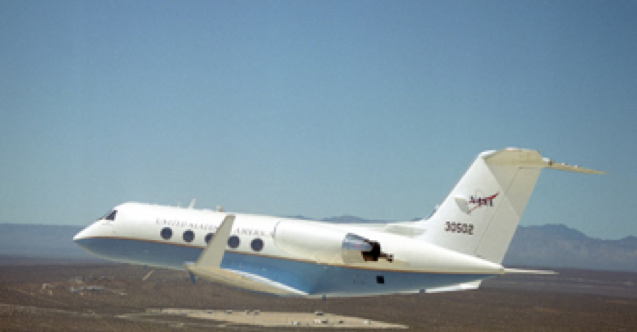 NASA G-III/C-20A Research Testbed may be the first conceptual implementation of an AI Flight Advisor