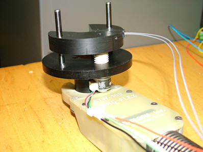 Prototype Orbital Eddy Current Inspection System