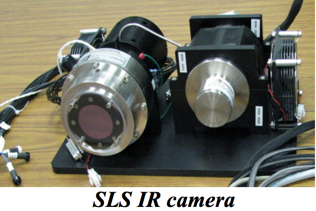Development of Strained-Layer Superlattice (SLS) IR Detector Camera