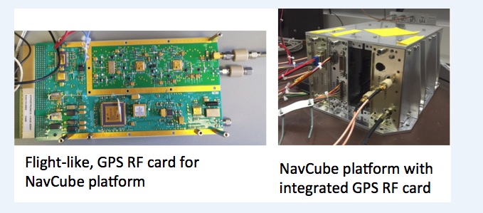 NavCube: A fully realized modernized GPS receiver Project