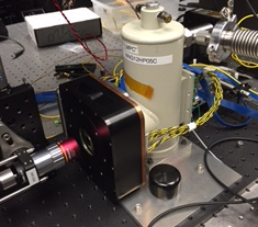 Space-Qualifiable Photon-Counting Lasercom receiver Project