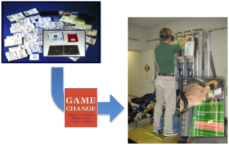 Project Image   Game Changing Augmented Reality Training and Assistance for Maintenance Repair