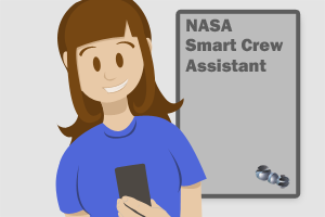 Project Image   Siri-Like Smart Crew Assistant