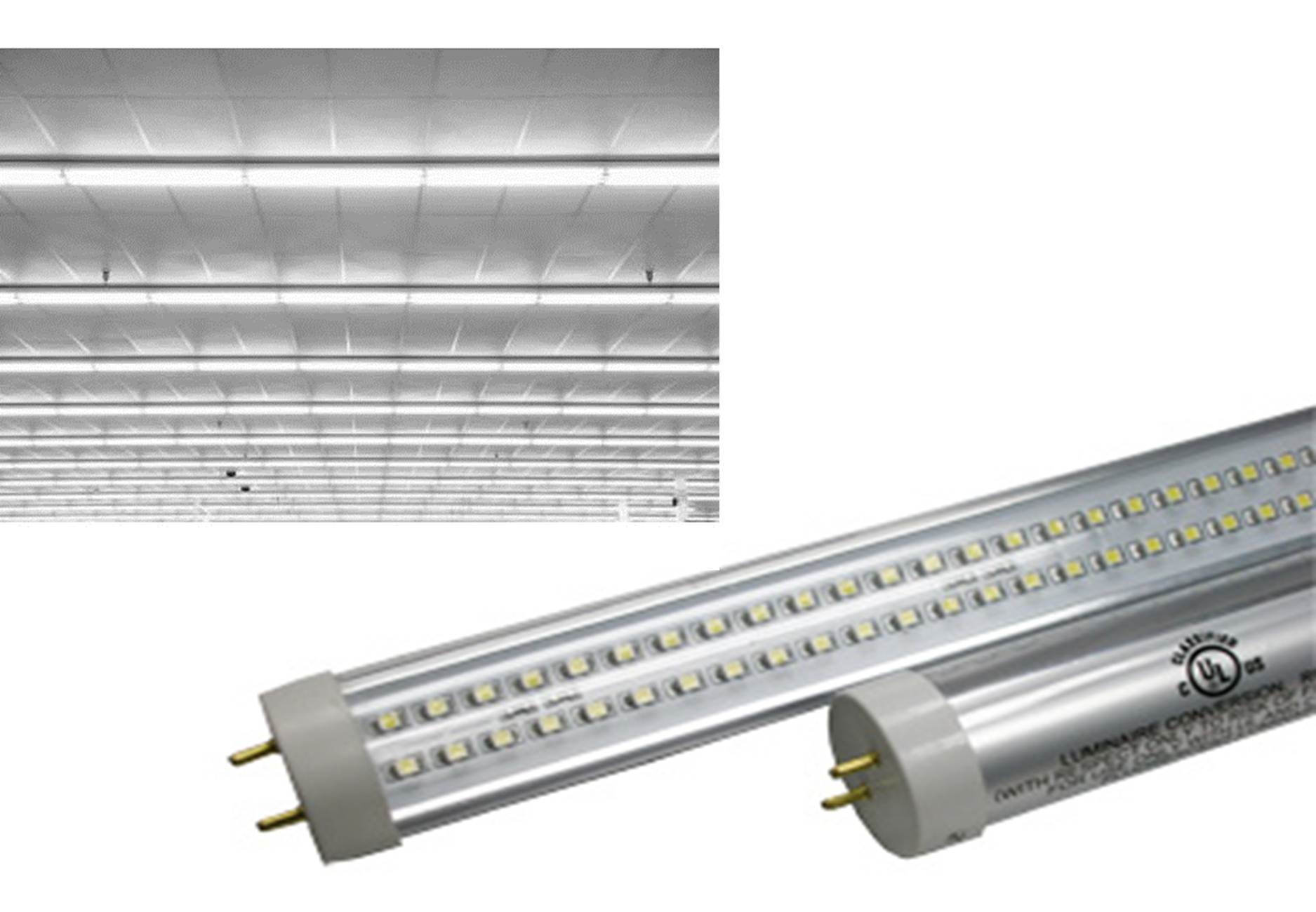 Project Image   Study of LED Lighting to Replace Fluorescent Tubes