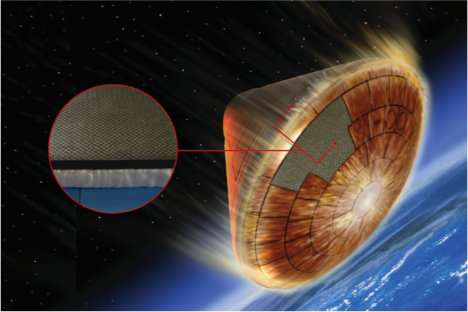Project Image   Multifunctional Hot Structure Heat Shield