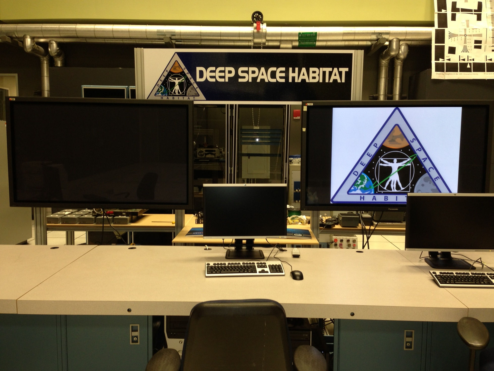 Project Image   Habitat Testbed (HaT)