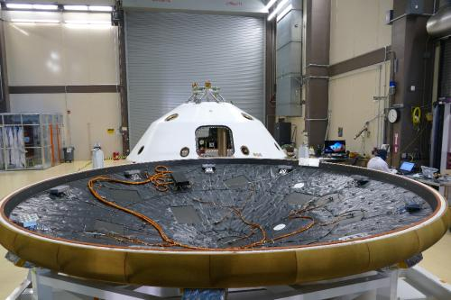 Mars Science Laboratory Entry Descent and Landing Instrument 2