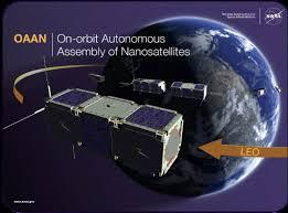 On-orbit Autonomous Assembly from Nanosatellites (OAAN)