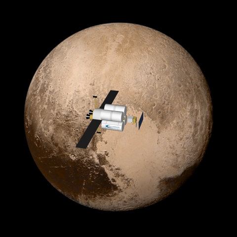 Fusion-Enabled Pluto Orbiter and Lander, Phase I